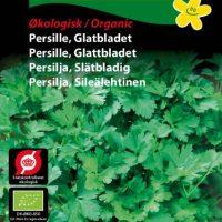 Glatbladet persille