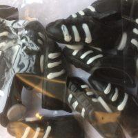 fodboldstøvler med klæbepude
